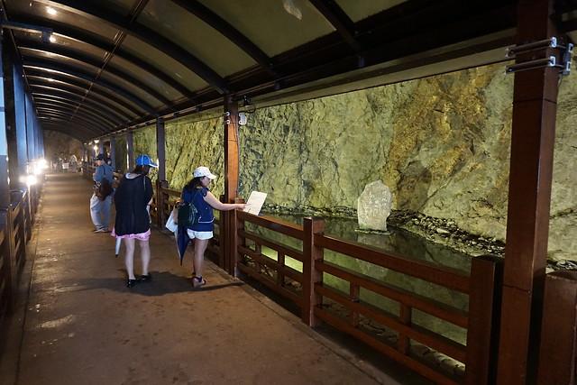 Enoshima Iwaya Cave, Fujisawa, Japan.