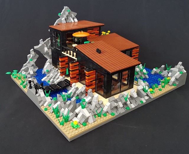 Lava House MOC I
