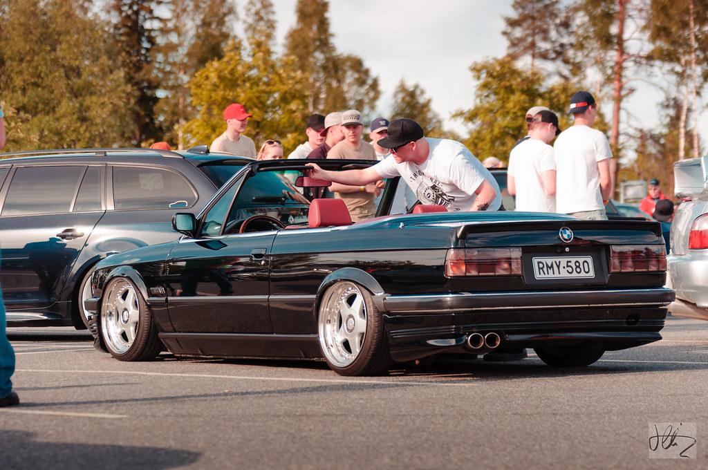 Osmis:  Bagged BMW E30 325i Cabriolet -86 - Sivu 13 42135522504_c2da7eb389_b