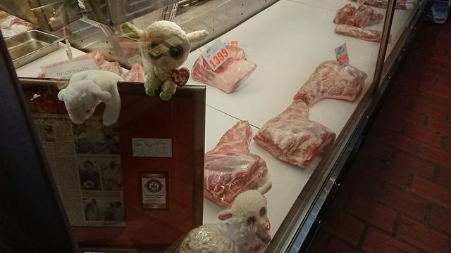 Lamb chop?
