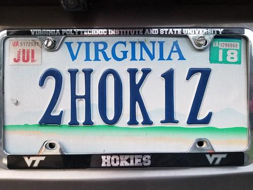 Two Hokies