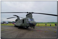 ZK552 - Royal Air Force Boeing CH-47D Chinook HC6