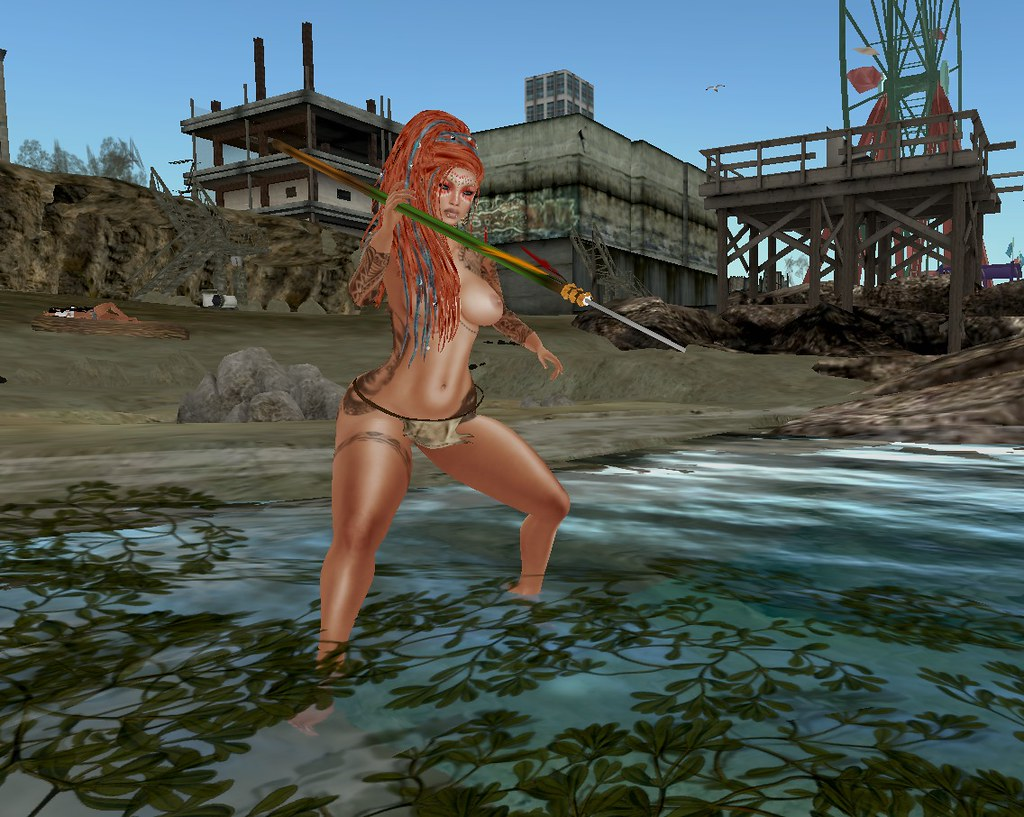 Queenie spear fishing -CD