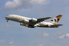 A380 A6-APA London Heathrow 15.06.18