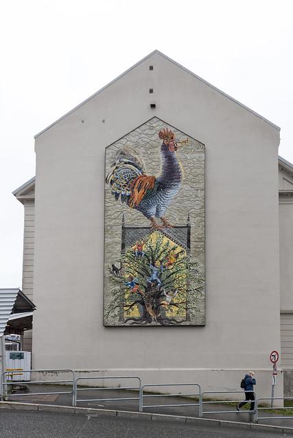 Gyllenborg skole, Tromsø, Norway