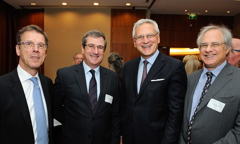 Annual Dinner with Kris Peeters
