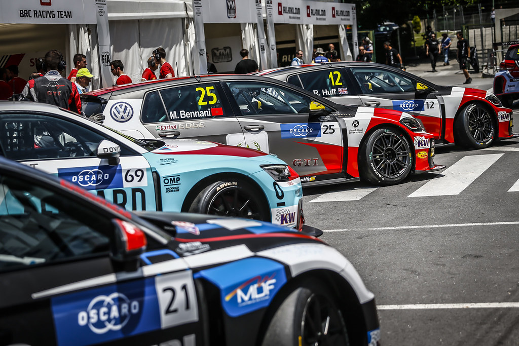 ambiance  during the 2018 FIA WTCR World Touring Car cup of Portugal, Vila Real from june 22 to 24 - Photo Francois Flamand / DPPI