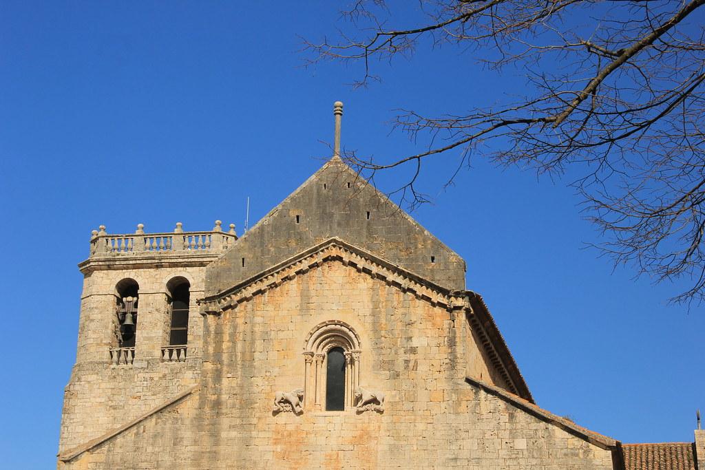 Monestir de Sant Pere – Monastery of St. Peter, Besalú