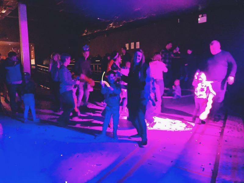 dance floor BFLF