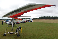 G-CFDZ Eclipse Alize - Flight Design (980501002) Popham 030808