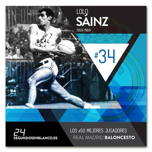 #34 LOLO SÁINZ