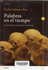 Carles Lalueza-Fox, Palabras en el tiempo