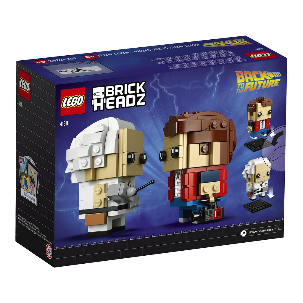 LEGO-BrickHeadz-41611-Back-to-the-Future-Marty-McFly-and-Doc-Brown-Box-Back