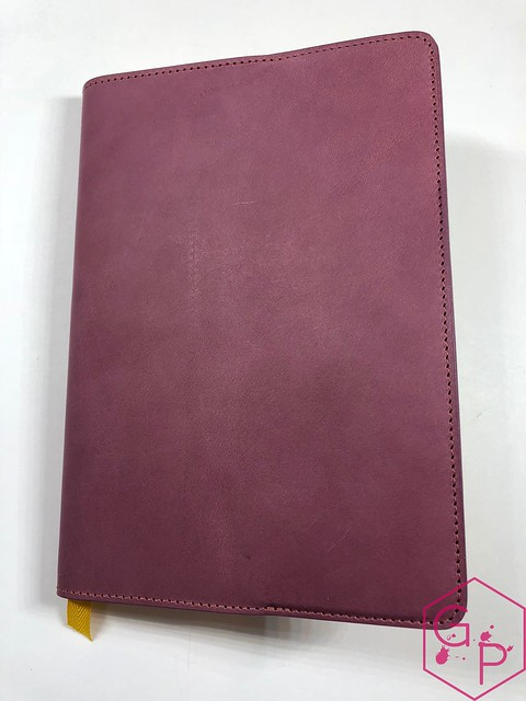 Mailbox Goodies @BaronFig Portals & Guardian Notebook Cover 5