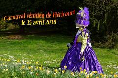 Carnaval vénitien de Héricourt 2018