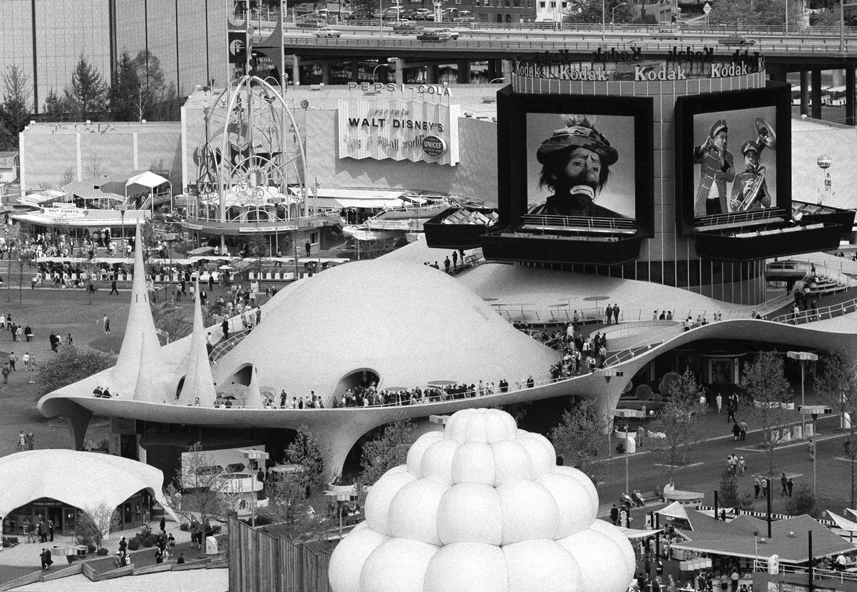 Kodak Pavilion at 1964-1965 New York World's Fair
