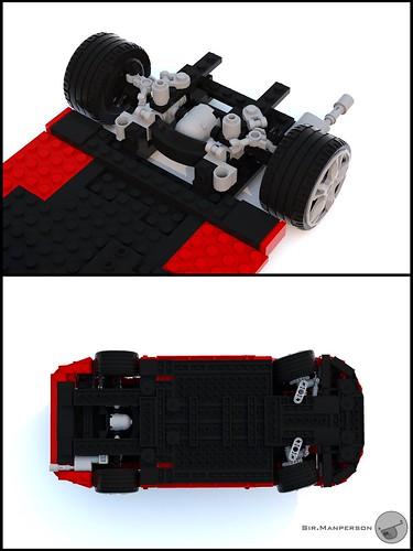 Toyota Supra details 2 - 16-wide - Lego