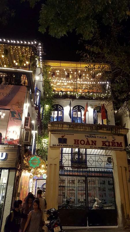 Hotell Hanoi