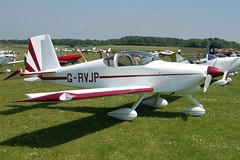 G-RVJP Vans RV-9A (PFA 320-14364)  Popham 080608