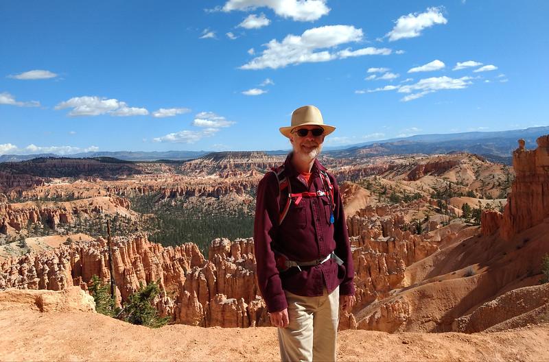 Me at Bryce Canyon