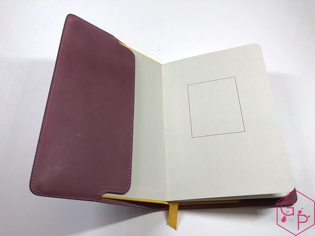 Mailbox Goodies @BaronFig Portals & Guardian Notebook Cover 21