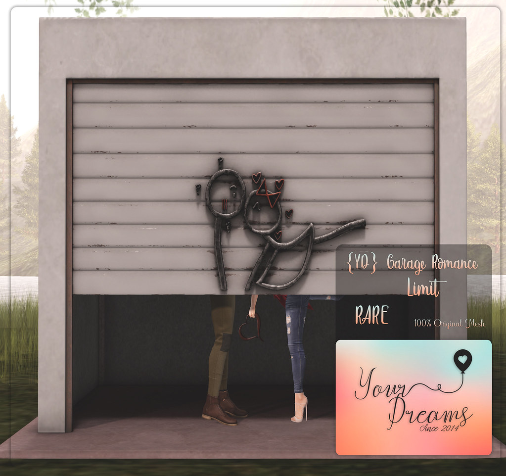 {YD} Garage Romance – Limit