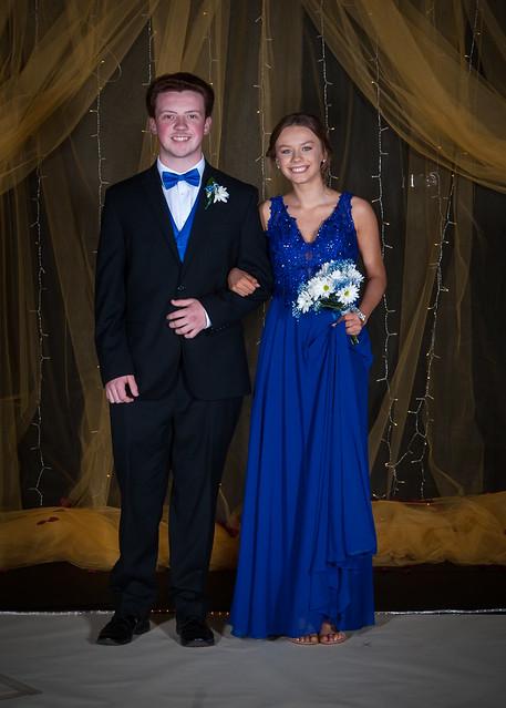 Lindsey Davis & Logan Sandborn