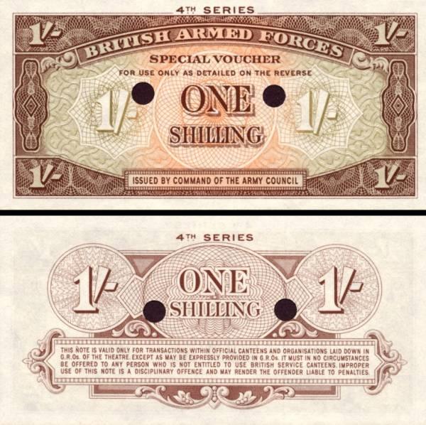 1 Shilling Veľká Británia 1962, M32b