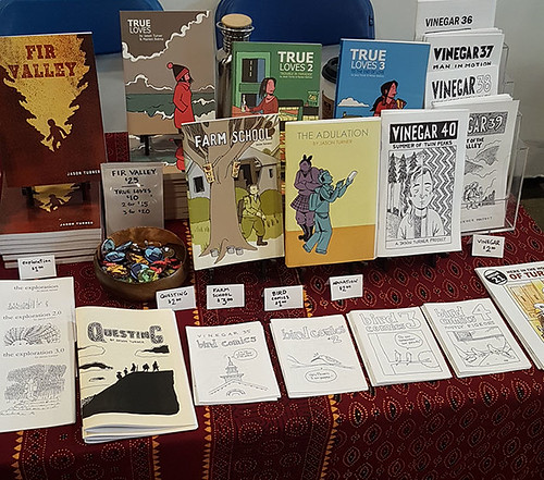 My VanCAF Table