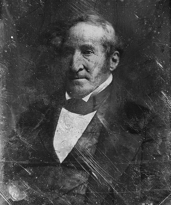 Thomas Hart Benton, nicknamed
