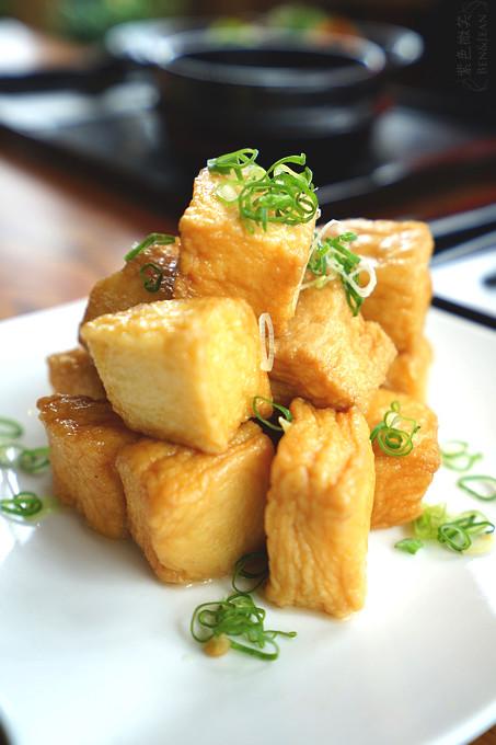 蔥香魚豆腐1