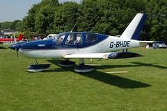G-BHDE Socata TB-10 (58) Popham 080608