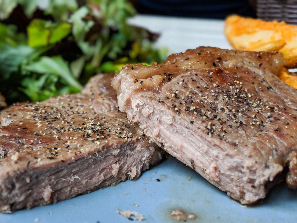 goatee steak
