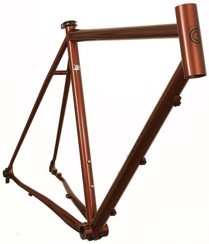 Custom Bicycle Frames From Gunnar Cycles Usa