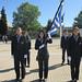 Κατάθεση στεφάνου στο μνημείο Καραϊσκάκη και μαθητική παρέλαση για τον εορτασμό της 25ης Μαρτίου