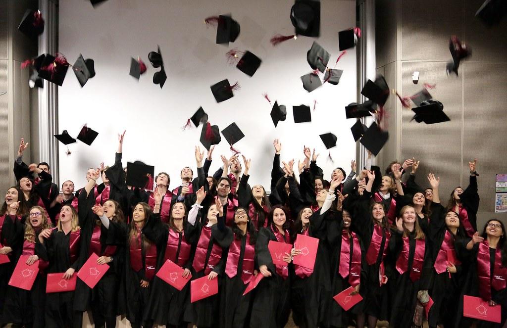 Cérémonie de remise des diplômes 2018