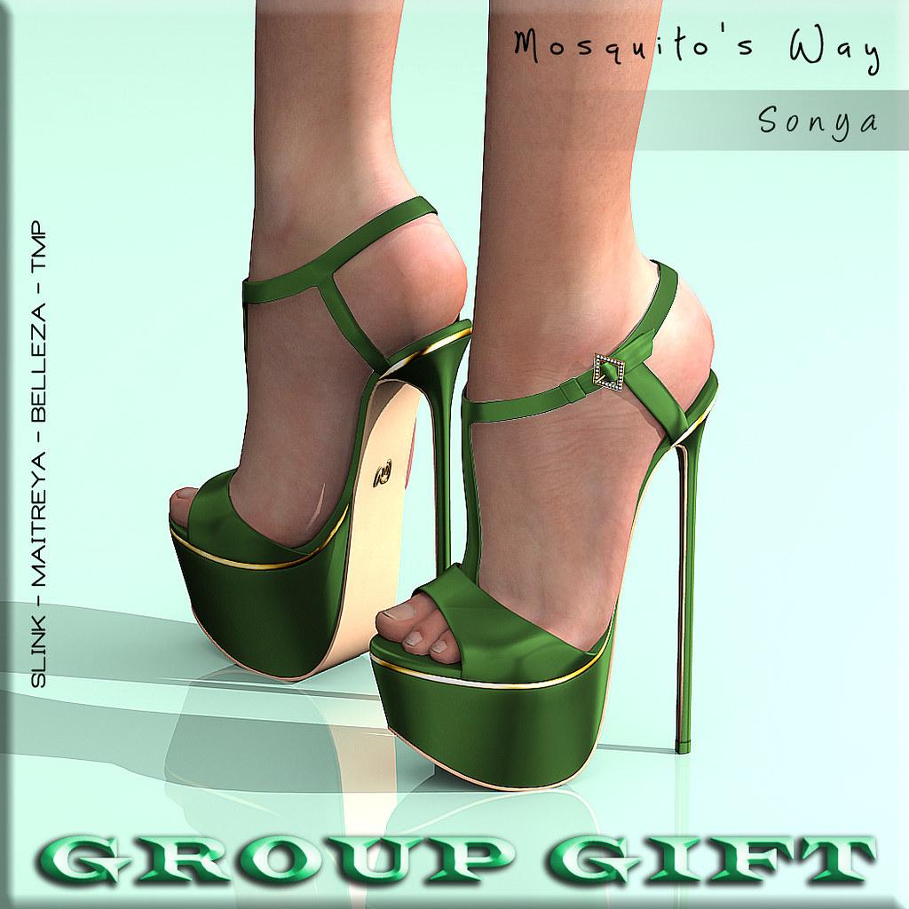 Mosquito's Way - Sonya *Group Gift* - TeleportHub.com Live!
