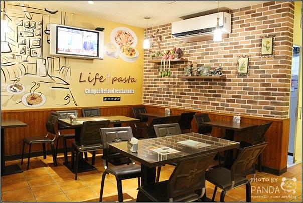 生活Pasta複合式餐飲中壢店 (27)
