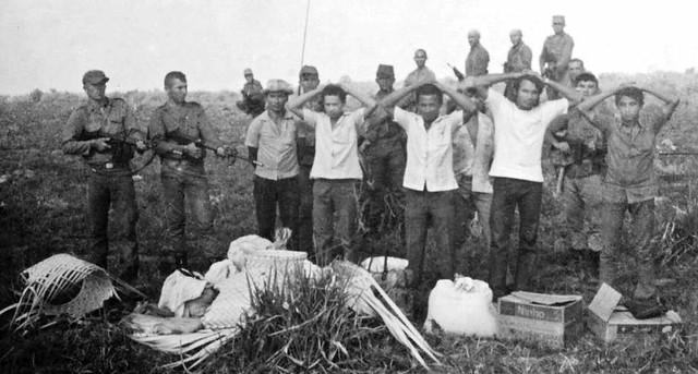 Cerca de 500 depoimentos de camponeses e indígenas, vítimas de tortura e perseguição durante a guerrilha do Araguaia, foram registrados  - Créditos: Divulgação / Site MST
