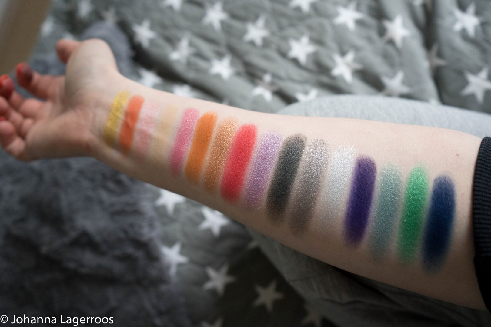 Magic Palette Swatches