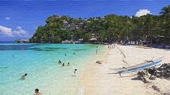Главный курорт Филиппин Боракай закрыт для туристического посещения