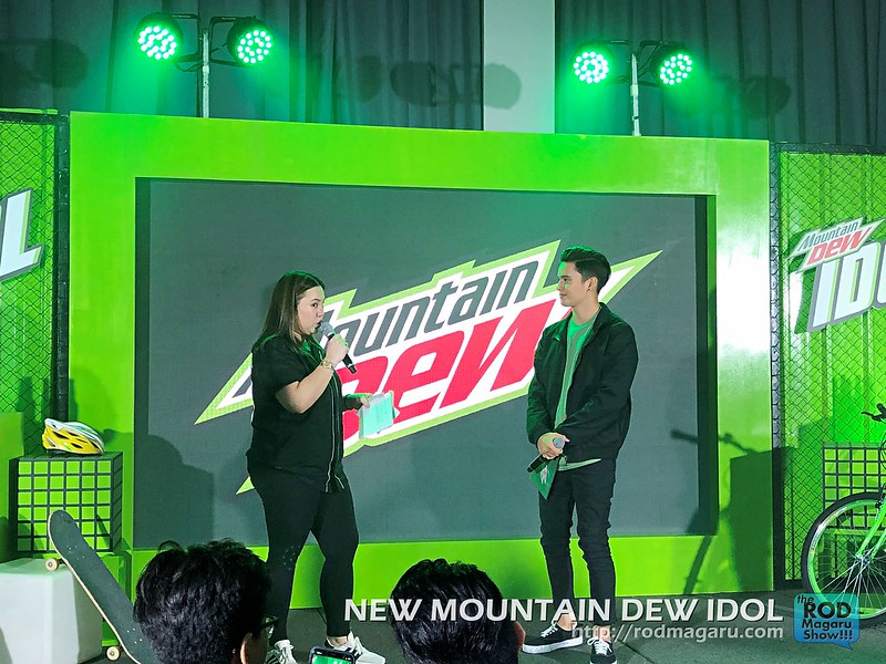 DEW IDOL JAMES REID MOUNTAIN DEW 08