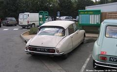 Citroën D Super 1971 - Photo of La Chapelle-Saint-Laurian