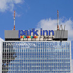 Tallest building in Berlin, Park Inn Hotel, Alexanderplatz