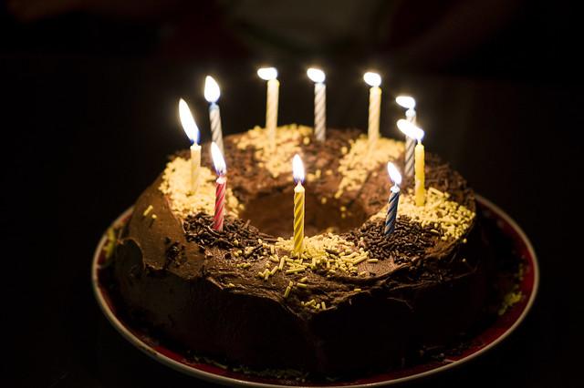 May 20 - Deep dark birthday