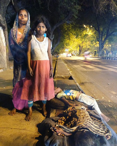 Mission Delhi - Sanya, South Delhi Pavement