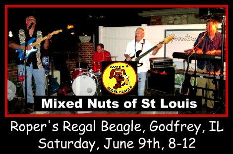 Mixed Nuts of St. Louis 6-9-18