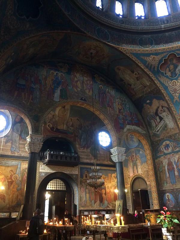 Cathedral Saint Alexandar Nevski int 03