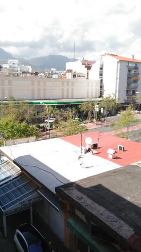 Vistas despejadas a la Avd. Jaime I. En su inmobiliaria Asegil en Benidorm le ayudaremos sin compromiso. www.inmobiliariabenidorm.com