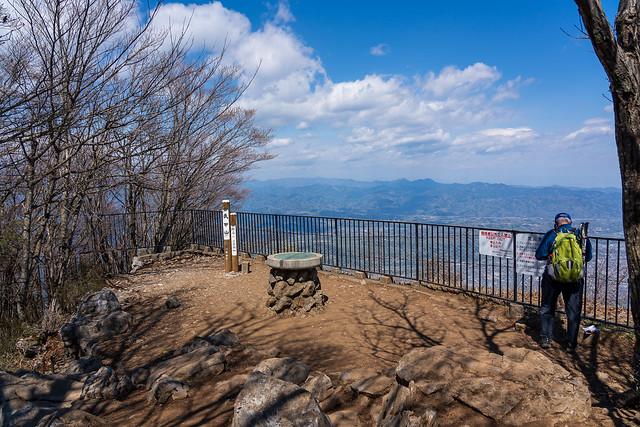 武甲山頂展望台